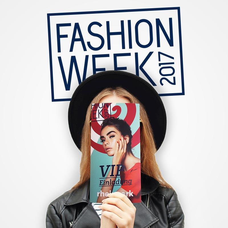 Fashion Week Promotion